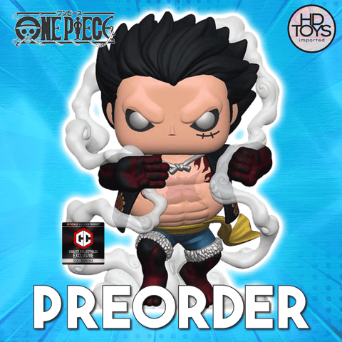 *PRE-ORDER* ONE PIECE - LUFFY (GEAR 4TH) (CHALICE EXCLUSIVE) FUNKO POP! VINYL