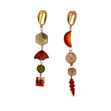 Load image into Gallery viewer, Beaded Evening Top Burgundy