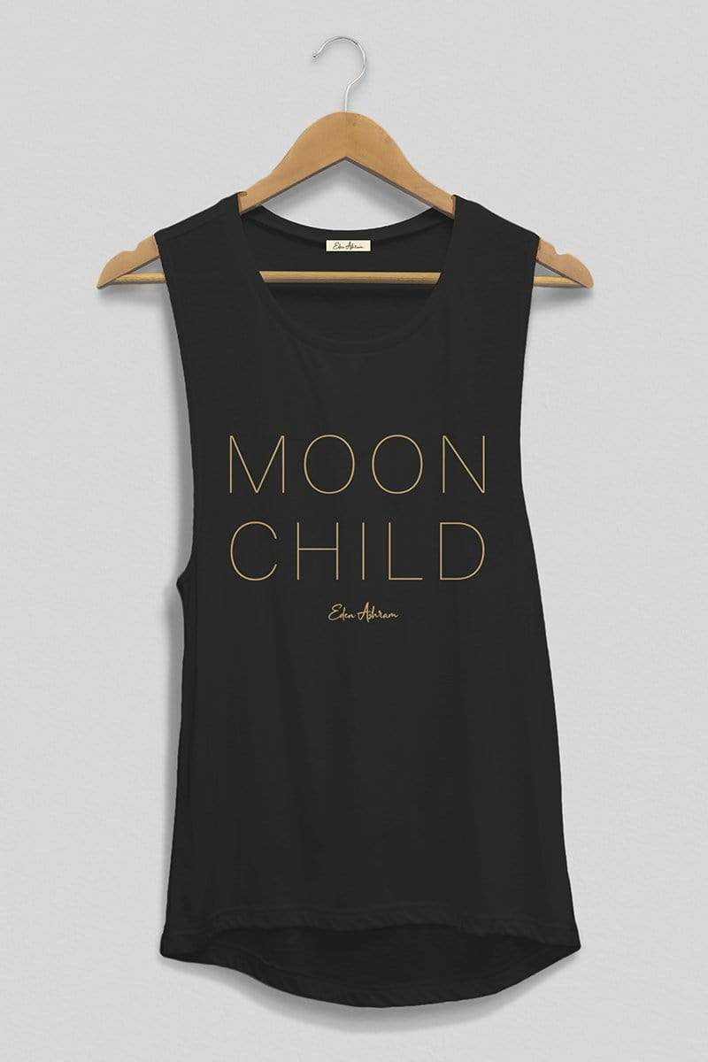 Moon Child Scoop Muscle Tank