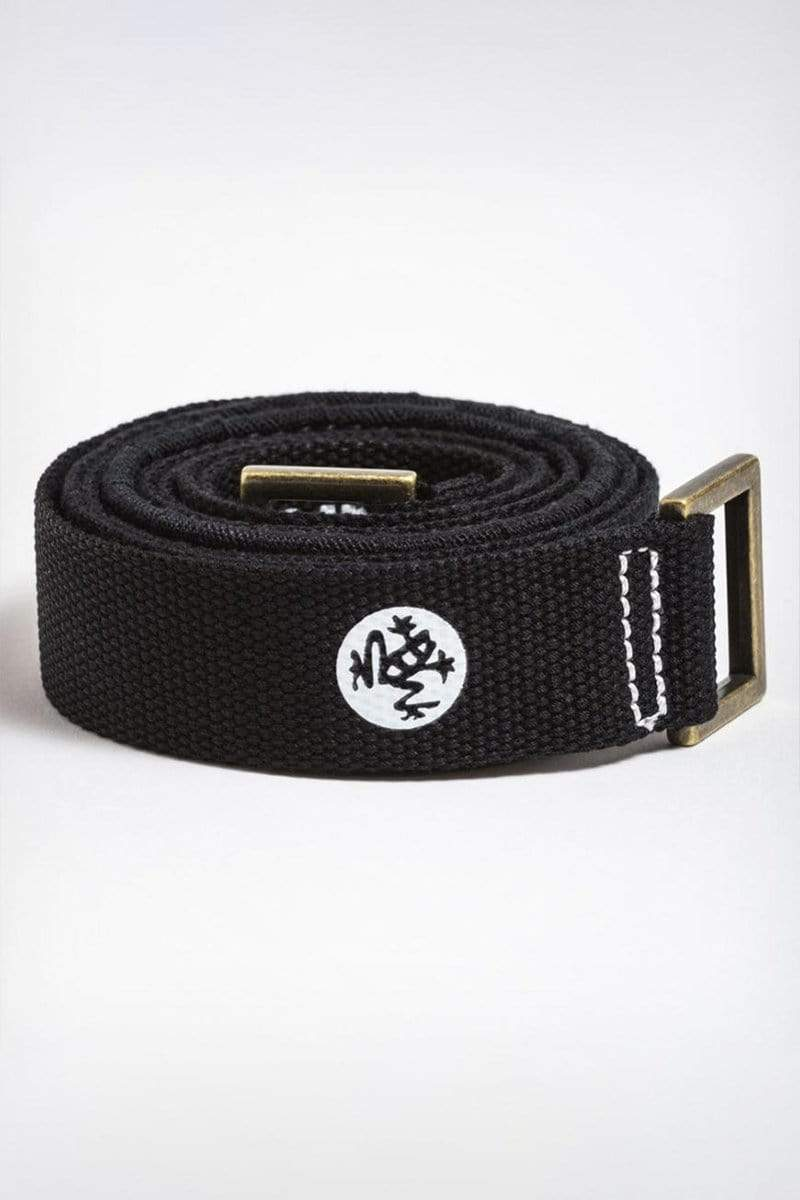 Manduka Commuter Yoga Mat Strap Black