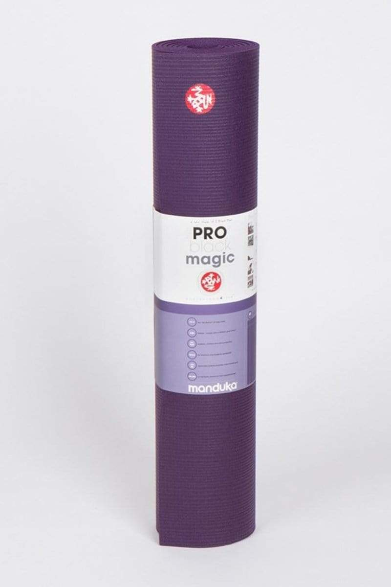 MANDUKA Manduka PRO Yoga Mat 6mm - Black Magic