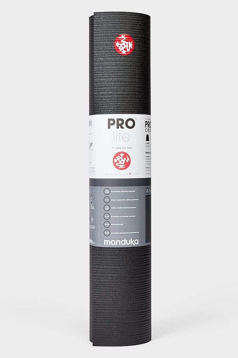 MANDUKA Manduka PROlite Yoga Mat 4.7mm - Black