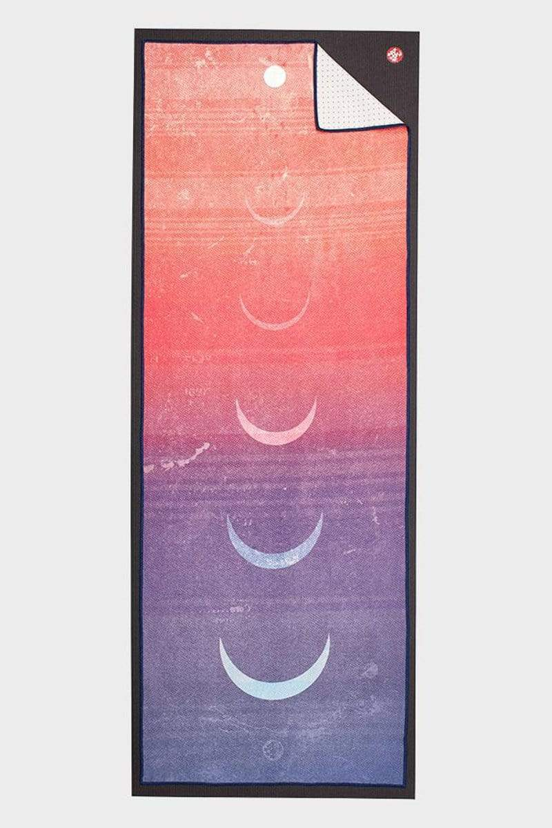 MANDUKA Yogitoes Yoga Mat Towel - Gradient Moon