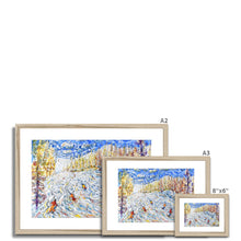 Load image into Gallery viewer, Celerina Dreams St Moritz Framed & Mounted Print