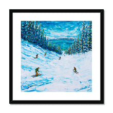 Load image into Gallery viewer, A Lake In Heavenly Called Tahoe Framed & Mounted Print
