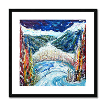 Load image into Gallery viewer, Hohenweg Davos Dorf Framed & Mounted Print