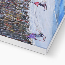 Load image into Gallery viewer, Vermont, Killington Ski Canvas