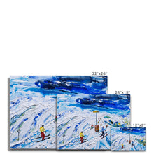 Load image into Gallery viewer, Kitzbuhel Piste 38 Canvas