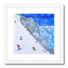 Load image into Gallery viewer, Mayrhofen Harakiri Framed & Mounted Print