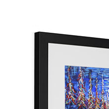 Load image into Gallery viewer, Medran Etierces Piste Verbier Framed & Mounted Print