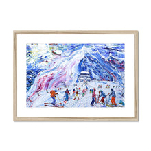 Load image into Gallery viewer, Grande Motte Salutation Framed & Mounted Print