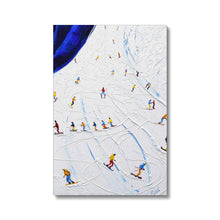 Load image into Gallery viewer, Henri Piste Tignes Val d'Isere Canvas