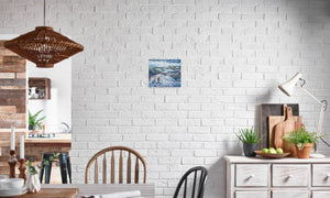DSC_1328 canvas prints in editorial (dining room), wrap: white, size: 10x12""