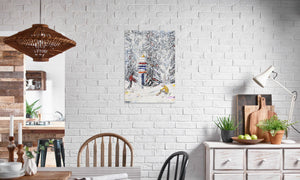 DSC_1970brighter canvas prints in editorial (dining room), wrap: white, size: 20x30""