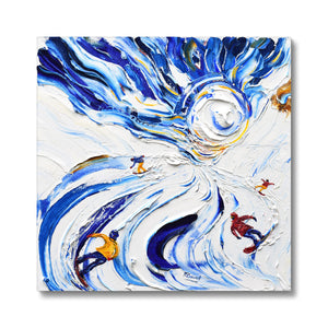 DSC_1809brighter canvas prints in head on, wrap: white, size: 20x20""