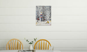 DSC_1970brighter canvas prints in room (kitchen), wrap: white, size: 18x24""