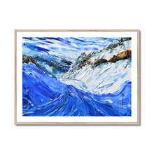 Load image into Gallery viewer, Classic Frame, EMA 200gsm Fine Art Print, Mounted  Matted, Perspex GlazeGLOBAL-CFPM-30X40