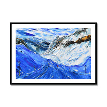 Load image into Gallery viewer, Classic Frame, EMA 200gsm Fine Art Print, Mounted  Matted, Perspex GlazeGLOBAL-CFPM-28X40
