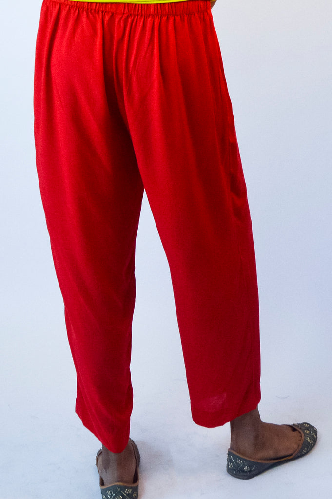Modal Ankle Length Pants