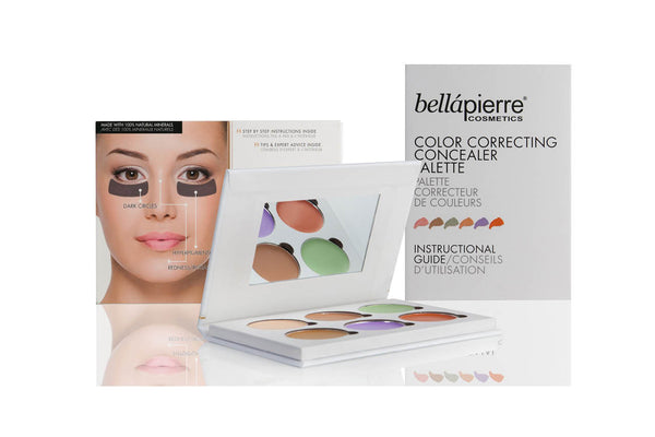Bellapierre - Colour correcting palette