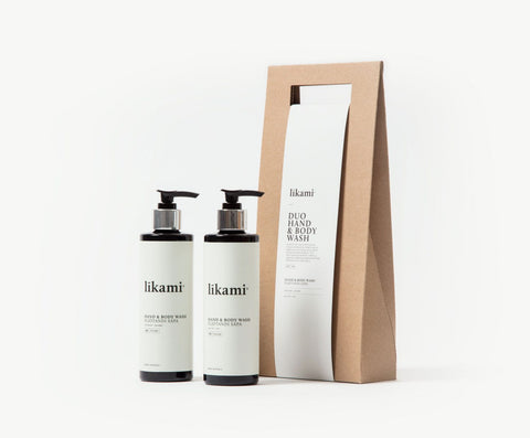 Likami - Duo geuren Hand & body wash