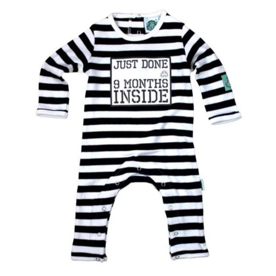 Baby Grow For New Born - Just Done 9 Months Inside Age 0-6 months