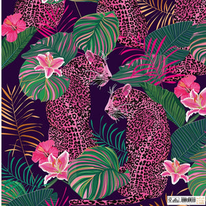 Jungle Leopard  3M Wrapping Paper Roll