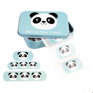 Miko The Panda Plasters In A Tin (Pack Of 30)