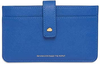 Travel Document Wallet - Royal Blue