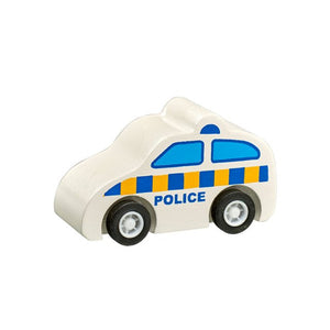 Lanka Kade Push Along Mini Police Car