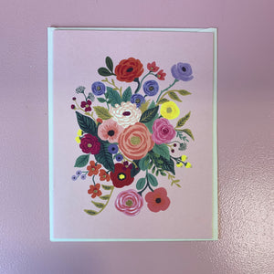 Any Occasion Floral Card