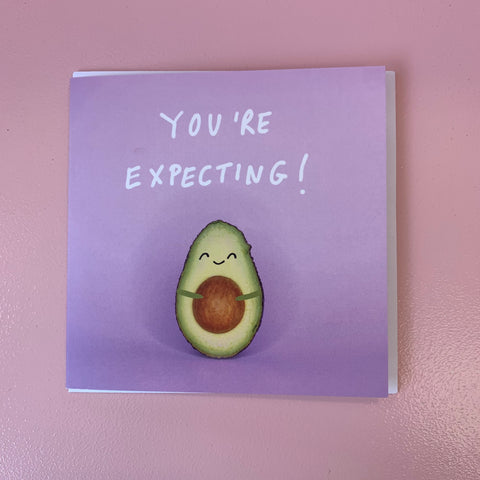 You're Expecting!  Card