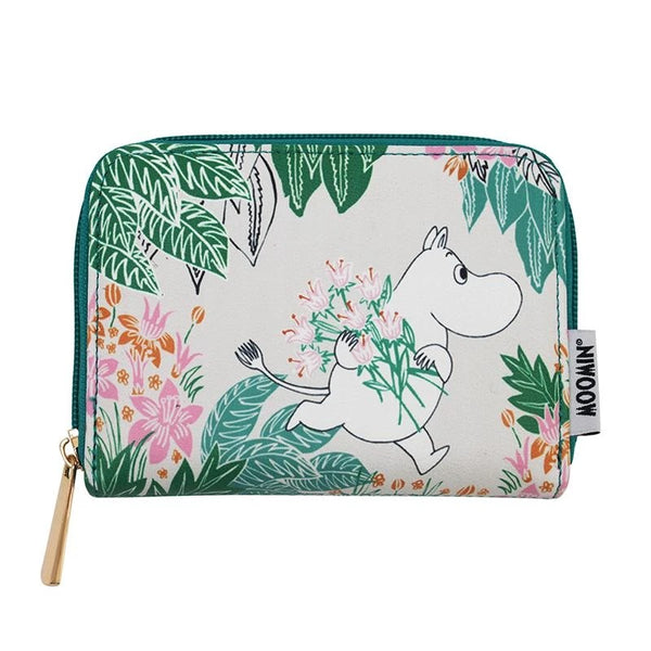 Moomin Flower Purse