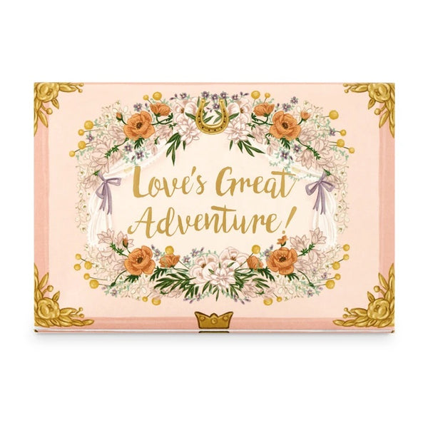 Loves Great Adventure Music Box Card