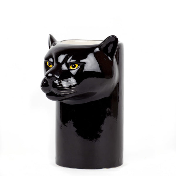 Panther Utensil Pot