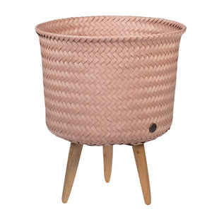 Up Mid Basket/ Plant Pot Copper Blush
