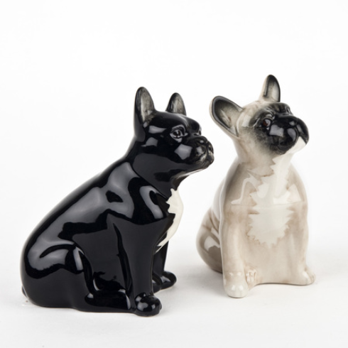 French Bulldog Salt and Pepper Set