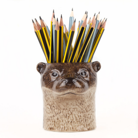 Otter Pencil Pot