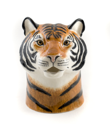Tiger Jug - Small, Medium or Large Sizes.