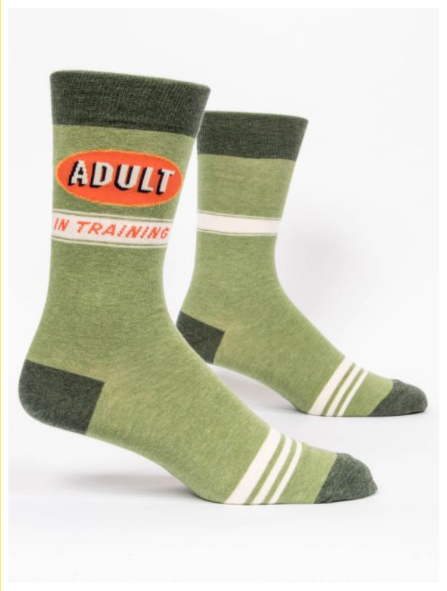 Adult In Training Cotton Women's Socks