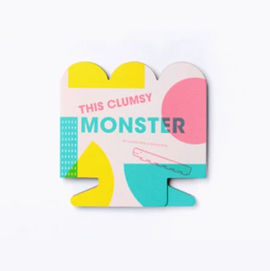 This Clumsy Monster (Concertina Book)
