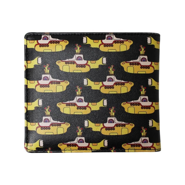 The Beatles Yellow Submarine Wallet