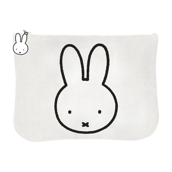Miffy Head Repeat Pouch
