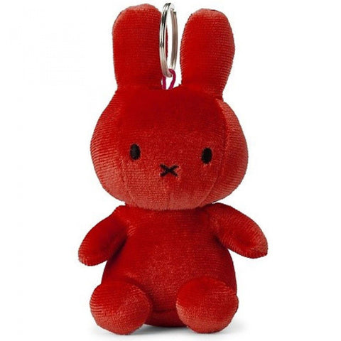Red Velvet Miffy Keyring