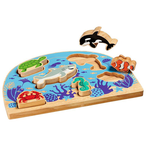 Sealife Shape Sorter