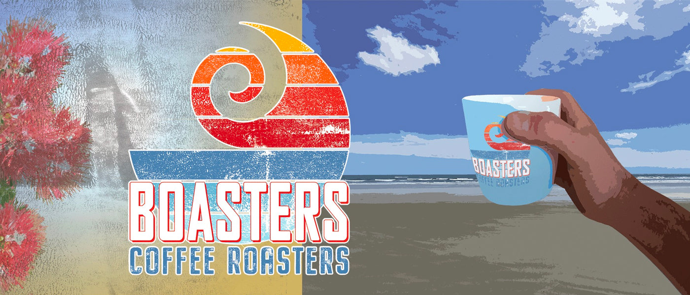 About Boasters Coffee Roasters