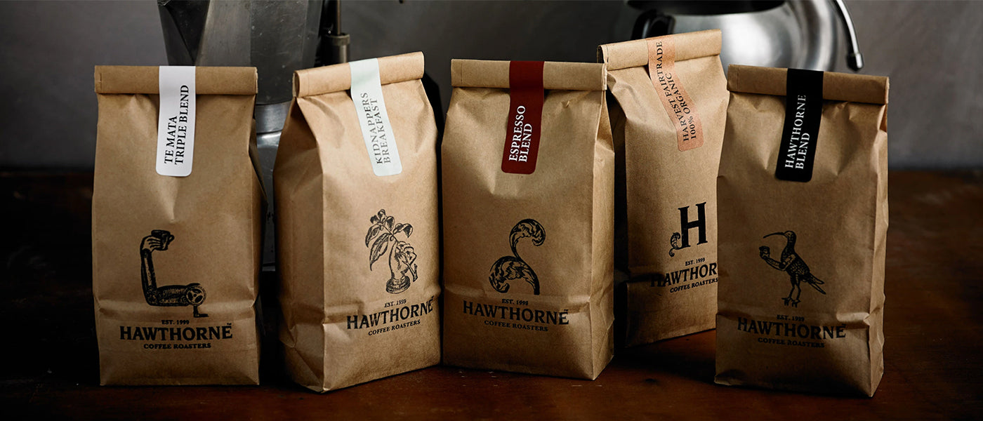 Shop Hawthorne Coffee Roasters online at The Coffee Collective NZ
