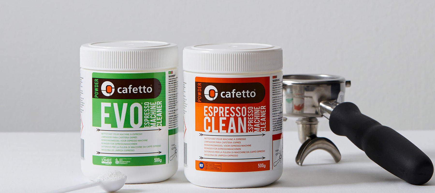 Cafetto Coffee Equipment Cleaner online at The Coffee Collective NZ