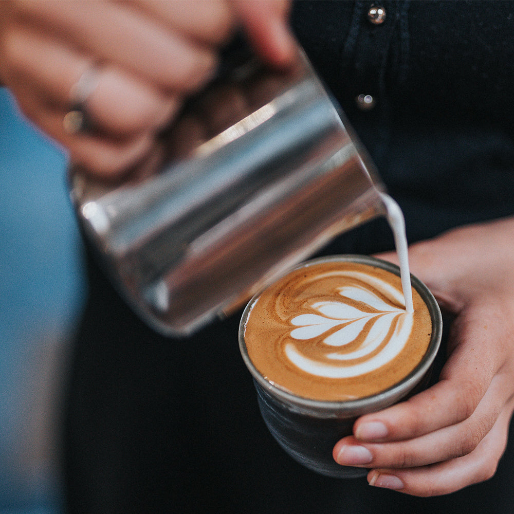 Shop Milk Pitchers online at The Coffee Collective NZ. Photo Cred: Tyler Nix