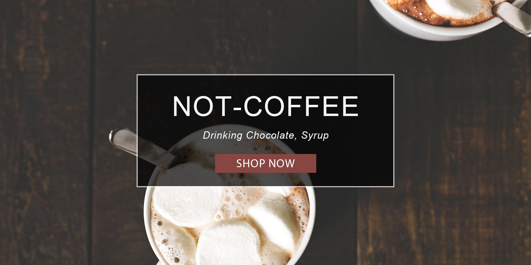 Shop drinking chocolate and coffee syrups online at The Coffee Collective NZ